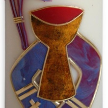Communion candle (3)