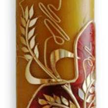 Paschal candle - easter, wax